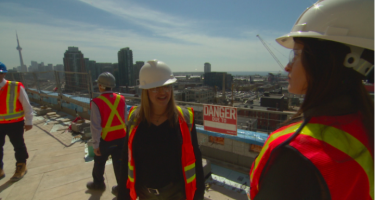 New luxury rental building features an infinity pool, but can you afford to live there? – CBC