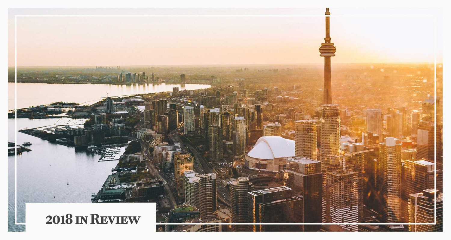 Data Dive – TREB 2018 In Review