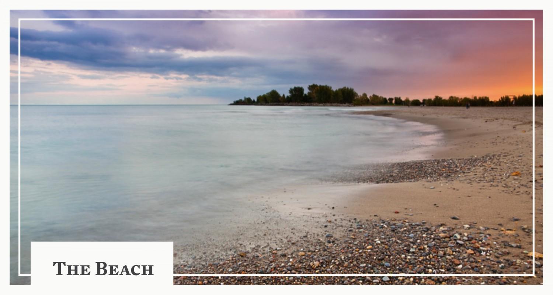 Take a Tour Around The Beach