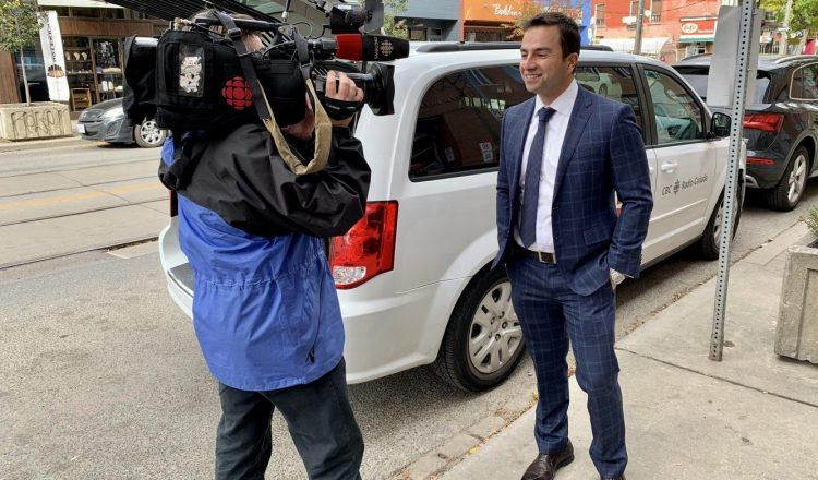 On Friday October 12, 2018 Andrew was featured on CBC's 6pm nightly news discussing the real estate market and potential changes regarding the offer process.