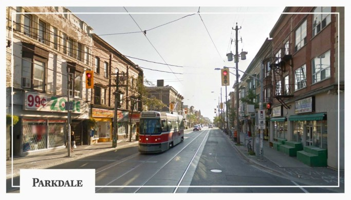Take a Tour Around Parkdale