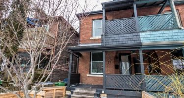 Sale of the Week: The $1.35-million Parkdale semi that proves living by train tracks isn't always a deal breaker- Toronto Life