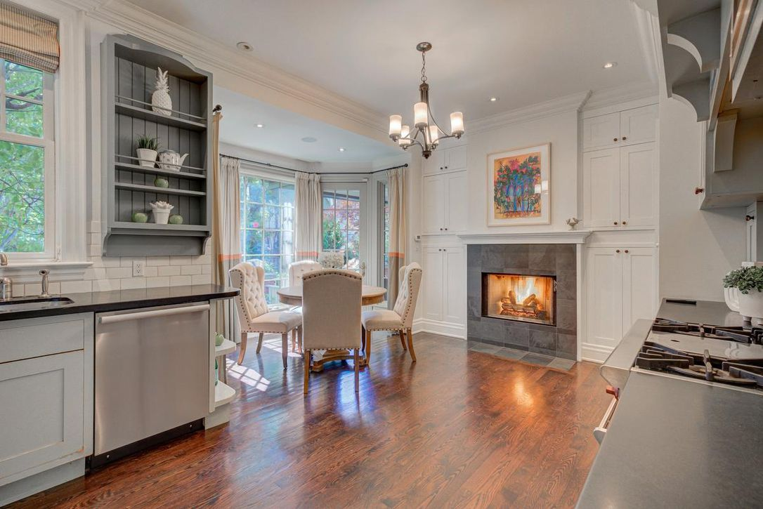 A sprawling, $4-million heritage home in Rosedale: Home of the Week
