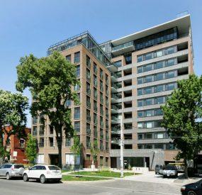400 Wellington St. W. #506, Toronto