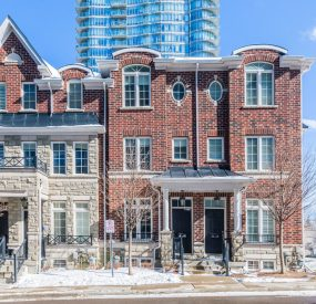 8 Windermere Ave Th 16, Toronto