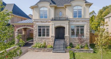 Nobleton house with basketball court scored high with families