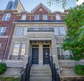 119a The Queensway TH 77, Toronto